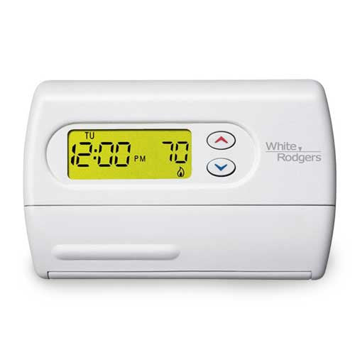 White rodgers touchscreen thermostat manual