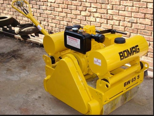 bomag e780 compactor manual walk behind double roller