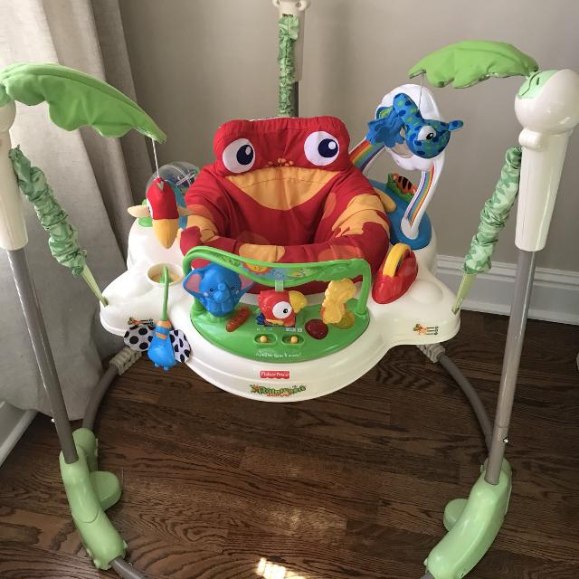 Fisher price rainforest instructions