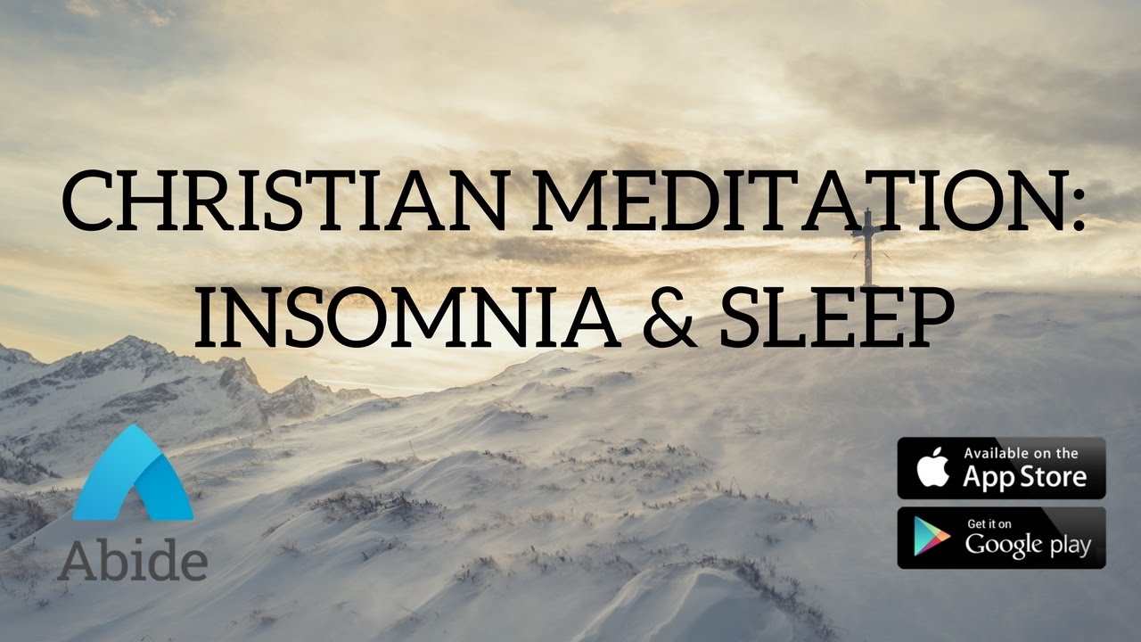 Free online christian guided meditation