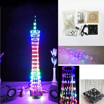 led canton tower instructions