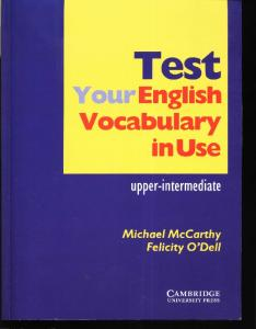 Test your business vocabulary in use advanced pdf