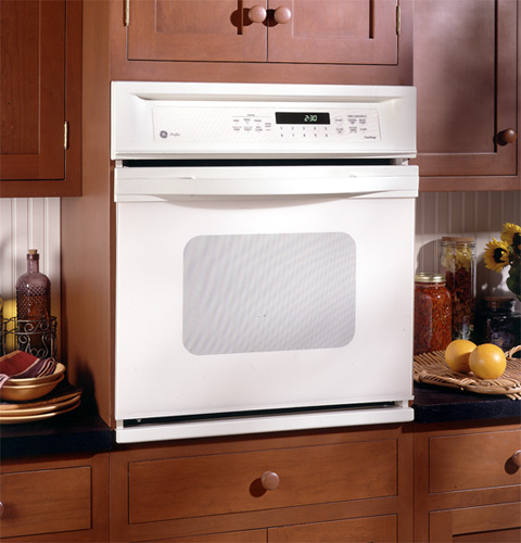 ge true temp oven self cleaning instructions