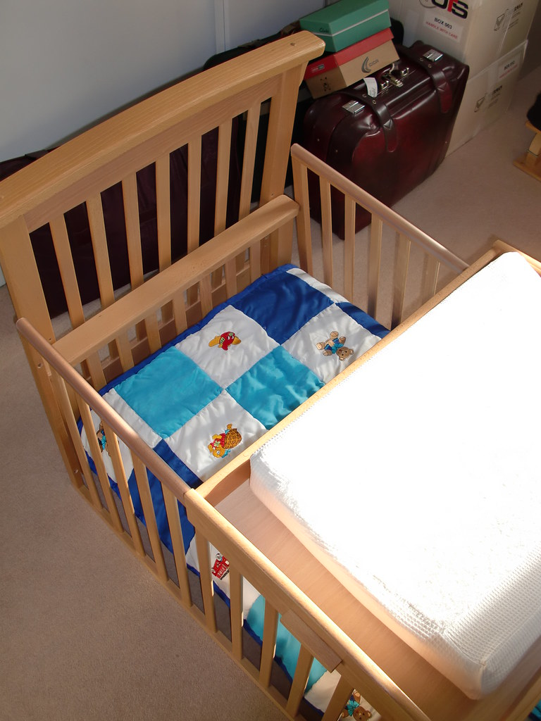 Mothercare cot bed instructions