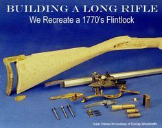 traditions kentucky rifle kit assembly instructions