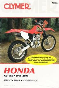 Honda xr400r workshop manual pdf