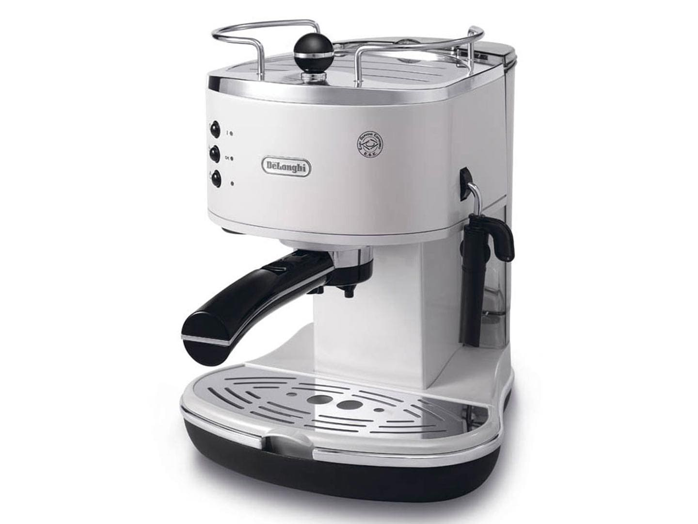 distinta manual pump coffee machine
