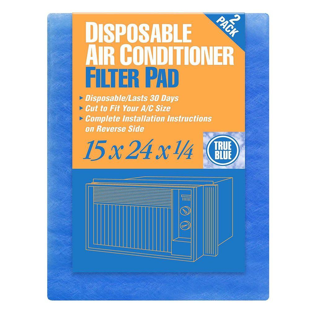 true air filter replacement instructions