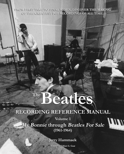 beatles recording reference manual example