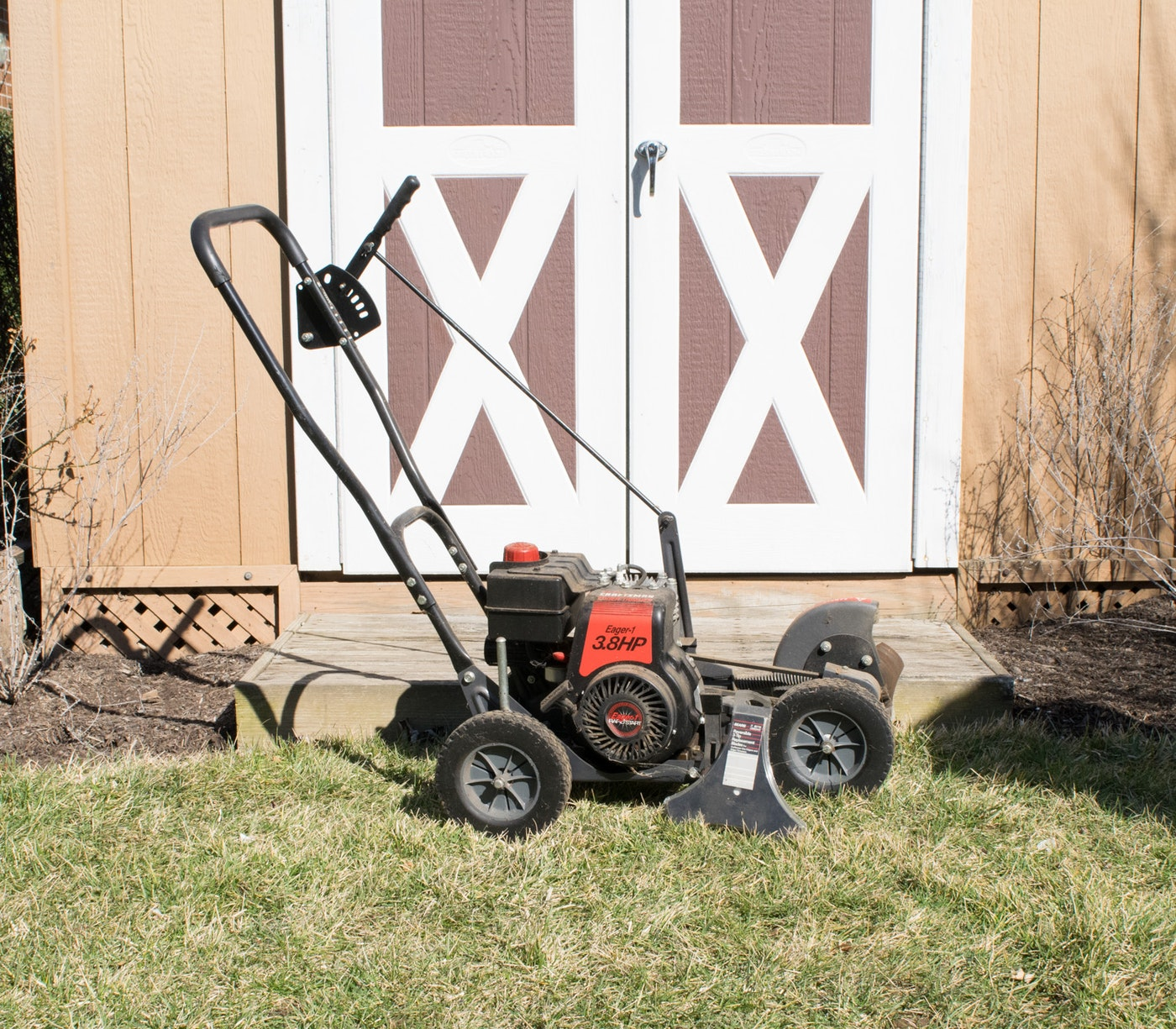 craftsman eager 1 edger manual