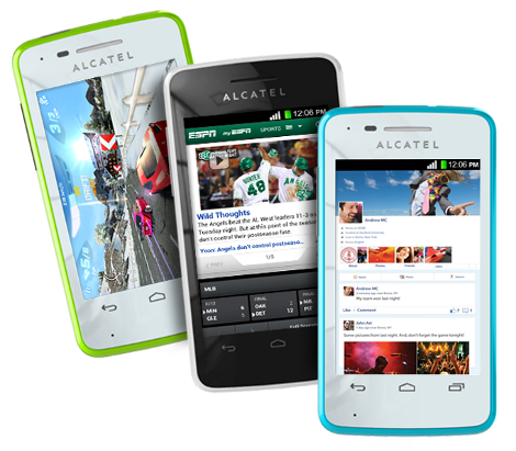 alcatel one touch manual download