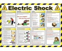 First aid treatment for electric shock pdf
