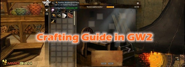 Guild wars 2 crafting guides weaponsmith