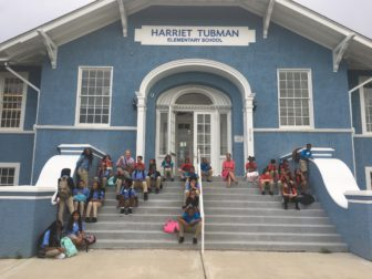 Harriet tubman charter school application