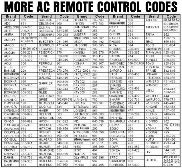 heller air conditioner remote control instructions