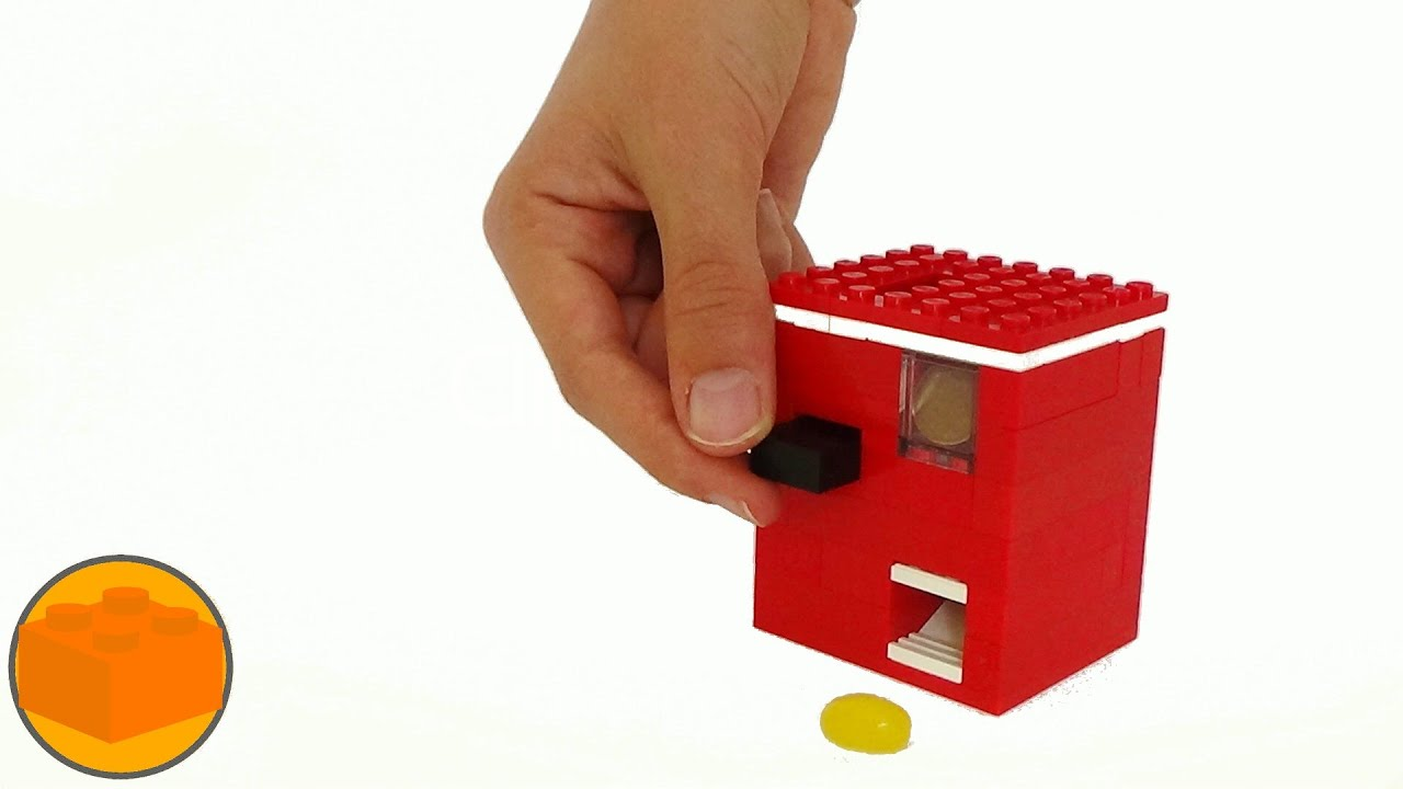 instructions to make a lego marble machine