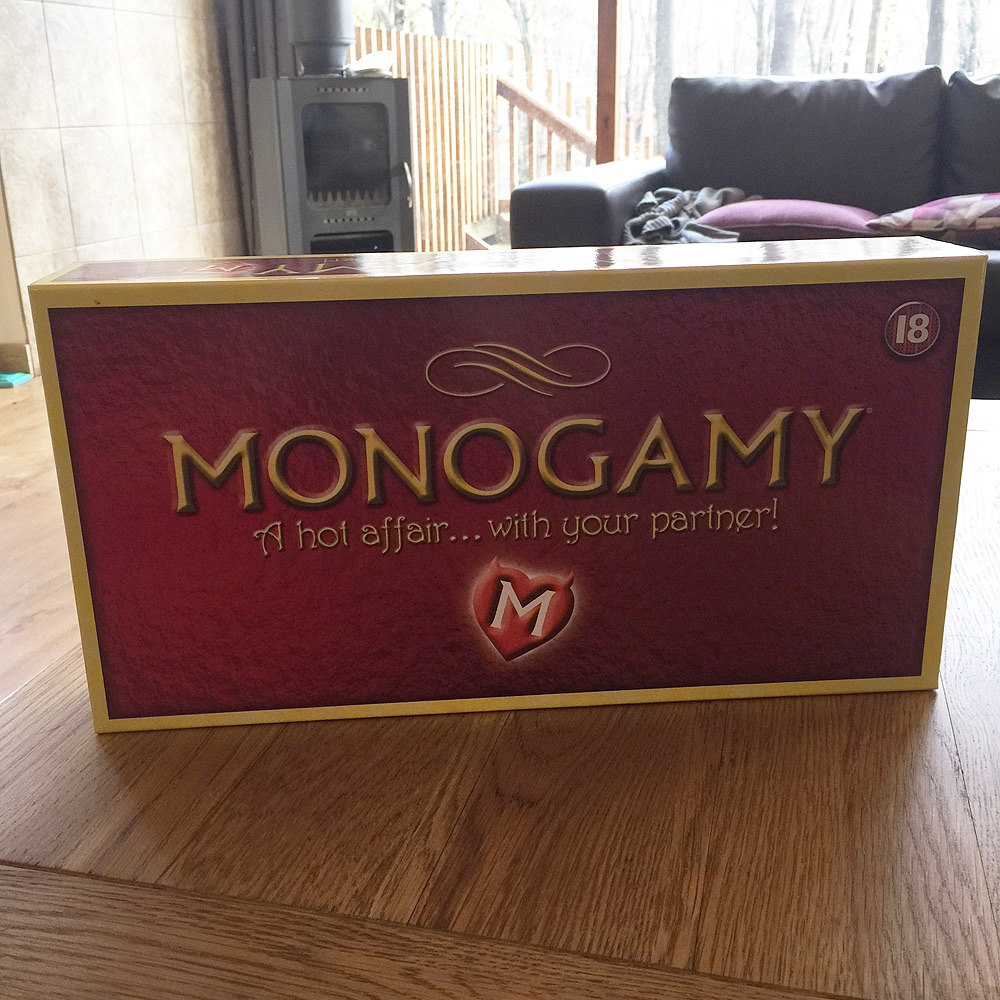 Monogamy board game example questions