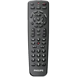 philips universal remote srp5107 instructions