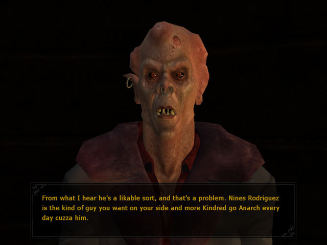 Vampire the masquerade how to tell if someone is lying